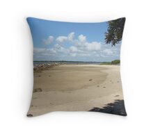 1-Moriates's Beach Throw Pillow