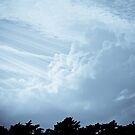 clouds by komashyaru