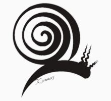 Da Funky Snail Unisex Tee by StarKatz