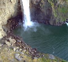 Snoqualmie Falls 2 by SteveOhlsen