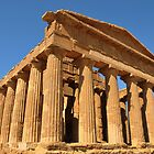 Temple of Concordia Agrigento, Sicilia, Italy by Jorge's Photography