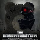 BEARINATOR Movie Poster Style by mdkgraphics