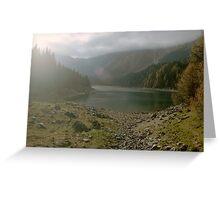 Fall in Süd Tirol Greeting Card