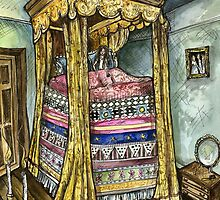 The Princess and the pea. by Elle J Wilson