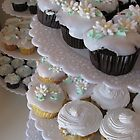 WEDDING CUPCAKES by SharonAHenson