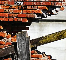 Eroding Bricks by Bob Wall
