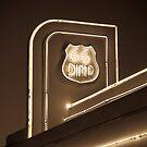USA. New Mexico. Albuquerque. Route 66 Diner. by Alan Copson