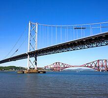 Spanning the Forth by dsargent
