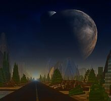The Long Road by AlienVisitor