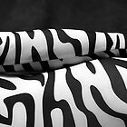 Zebra Bodyscape by AnonymousArt