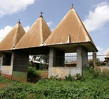 Cameroon style by Rune Monstad
