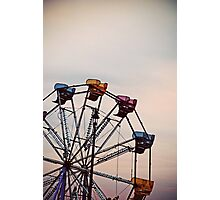 Remember The Fair? Photographic Print