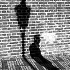 Shadows in Prague by Denitsa Dabizheva