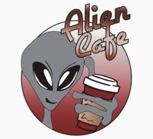 Alien Cafe by mdkgraphics