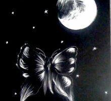 Love Butterfly by Arta Cakaj