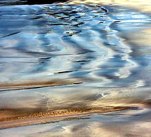 Water Reflections by Haydee  Yordan