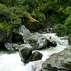 Thadokoshi Upstream 1 by Richard Heath