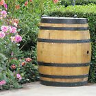 Wine Barrel by grammy