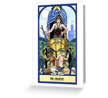 The Chariot Greeting Card