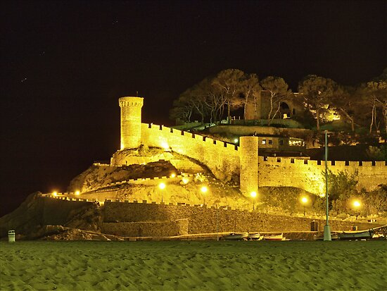 Tossa de Mar - Spain by NeilAlderney