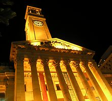 Majestic - Brisbane City Hall by Deanna Roberts Think in Pictures