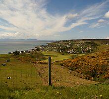 Scotland Callakille near Applecross by Sturmlechner