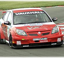Matt Neal British Touring Car by Ron-Mymotiv