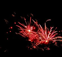 Queen's Birthday Fireworks - Part I. by Katherine Johns