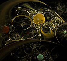 Clockworks by Bunny Clarke