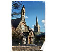 St Augustine's Church, Derry Poster
