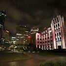 Metropolis by David Haworth
