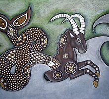 The Sea Goat by Lynnette Shelley