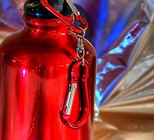 Red bottle by andreisky