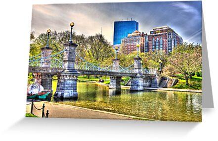Over The Bridge by Jack DiMaio