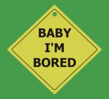 Baby I'm Bored by Brother Adam