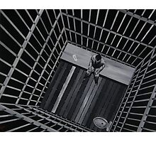 Jail Cell Photographic Print