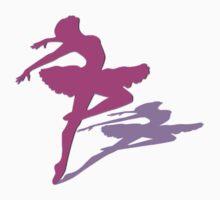 The Ballerina  by Tom Douce