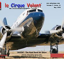 le Cirque Volant May 2009 Cover by Paul Lindenberg