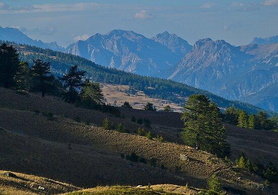 Alpes de Haute Provence by rolpa