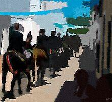 Fiesta parade by Ladydi