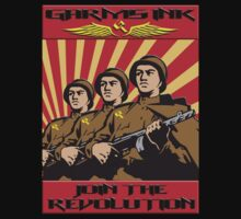 Garms Ink Revolution by garmsink