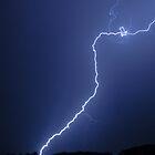 Lightning over Phoenix by Jason Jaynes