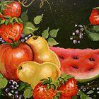 Assorted Fruit by Cathy Amendola