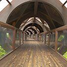Tunnel by komashyaru