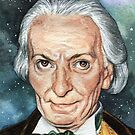 Doctor Who: William Hartnell by marksatchwillart
