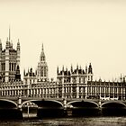 Parliament Buildings, London by Jeff Blanchard