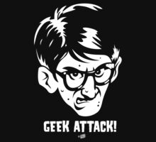 GEEK Attack! by OscarEA