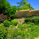 Thomas Hardy's Cottage by Nancy Barrett