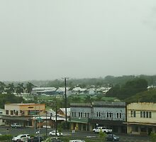 Downtown Hilo by Hannah Fenton-Williams