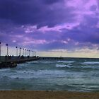 Frankston Beach, Victoria, Australia by Kate Kohaly